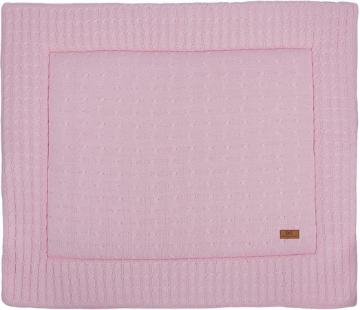 Baby's Only Boxkleed Kabel Baby Roze<br> 80 x 100 cm