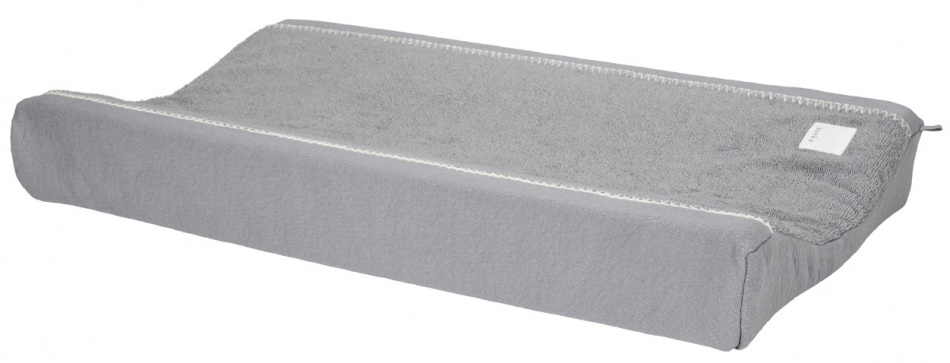 Koeka Aankleedkussenhoes Riga Steel Grey