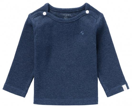 Noppies T-Shirt Rib Natal Navy Melange