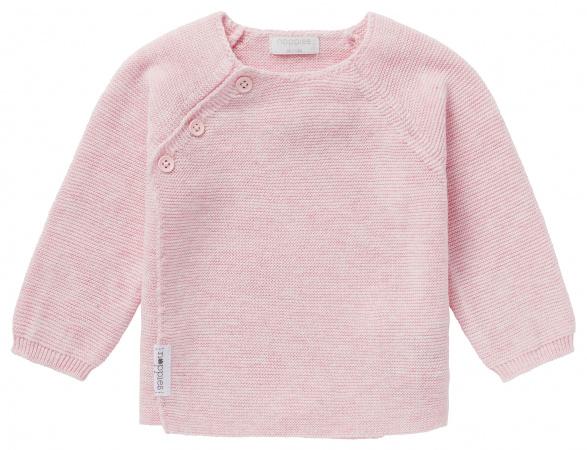 Noppies Vest Knit Pino Light Rose Melange