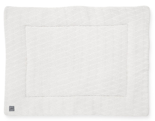 Jollein Boxkleed River Knit Cream White<br> 75 x 95 cm