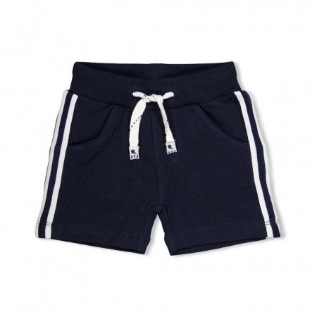 Feetje Shorts Streep Marine