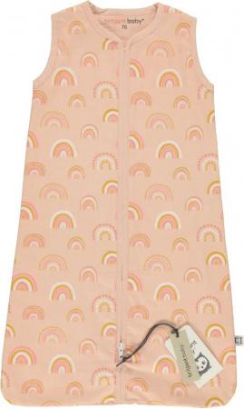 Briljant Slaapzak Zomer Rainbow Pink 110cm