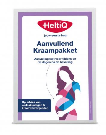 HeltiQ Aanvullend Kraampakket