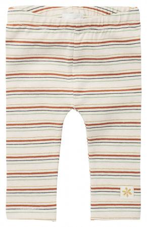 Noppies Legging Mirabel Stripe Oatmeal