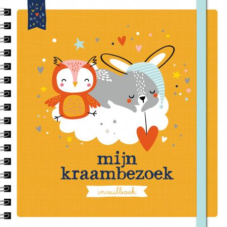 Imagebooks Mijn Kraambezoek