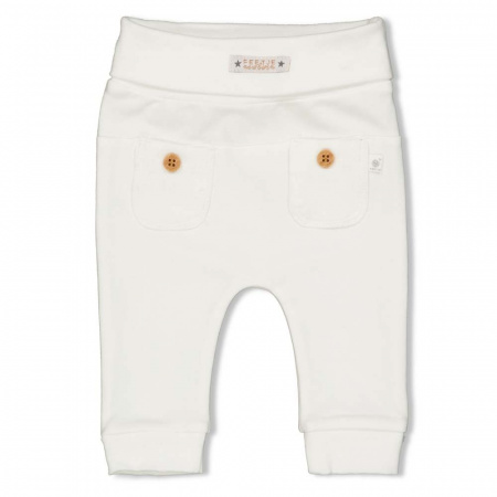 Feetje Broek Pocket Offwhite