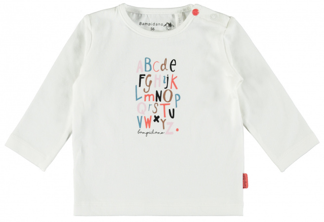 Bampidano T-Shirt Fynn White
