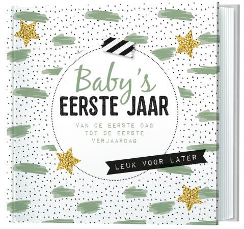 Lantaarn Publishers Baby's Eerste Jaar