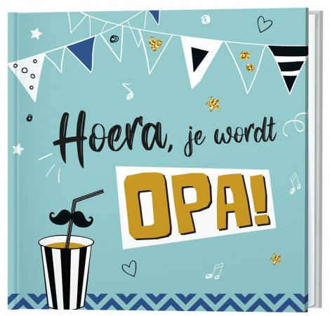 Lantaarn Publishers Hoera Je Wordt Opa