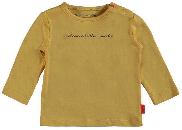 Bampidano T-Shirt Dion Yellow