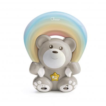 Chicco Projector Rainbow Bear Neutral