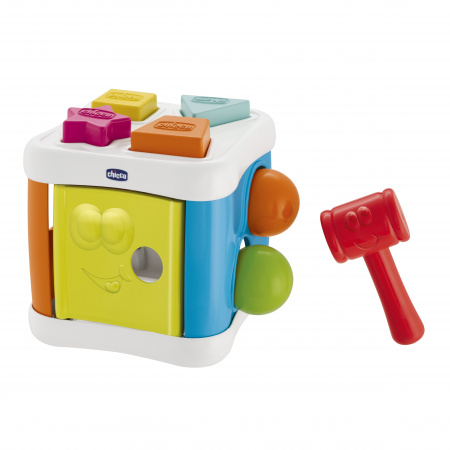 Chicco Sort & Beat Cube 2 in 1