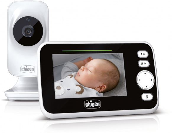 Chicco Deluxe Baby Monitor