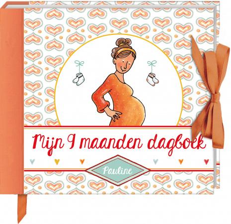 Pauline Oud Mijn 9 Maanden Dagboek