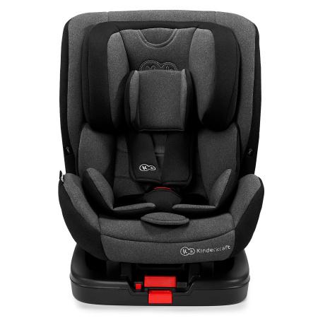 Kinderkraft Autostoel Vado Isofix Black