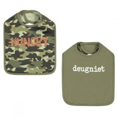 Babylook Slab Hungry/Deugniet Dusty Olive 2-Pack
