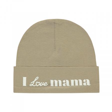 Babylook Muts I Love Mama Silver Mink