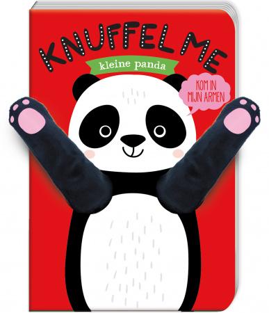 Imagebooks <br> Knuffel Me Klein Panda