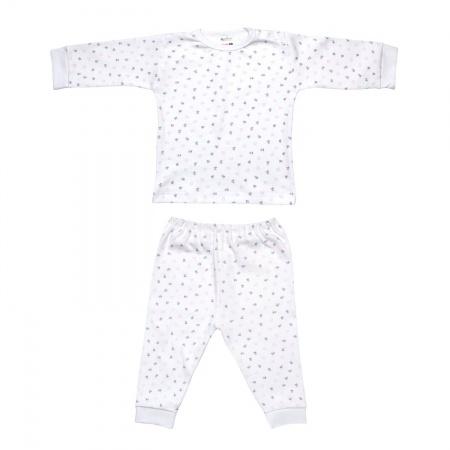 Beeren Pyjama Bloem Roze