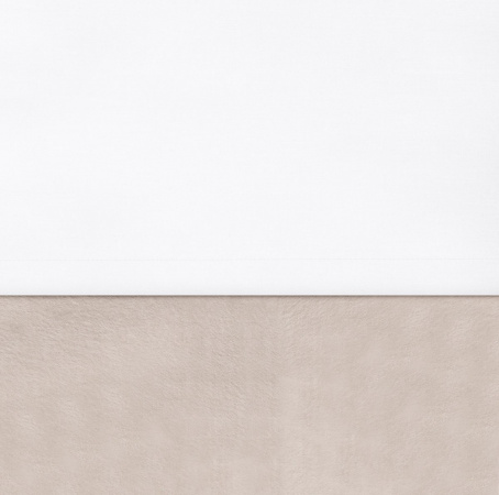 Jollein Ledikantlaken wit <br> 120 x 150 cm