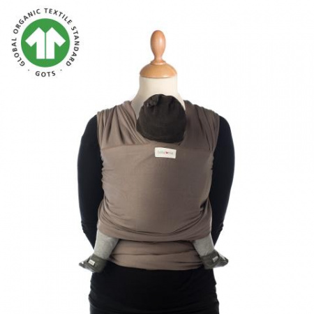 Babylonia Tricot-Slen Organic <br>Taupe