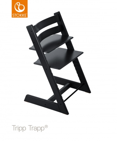 Stokke® Tripp Trapp® Classic Collection Black