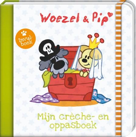 Imagebooks<br> Woezel & Pip Mijn Crèche- En Oppasboek