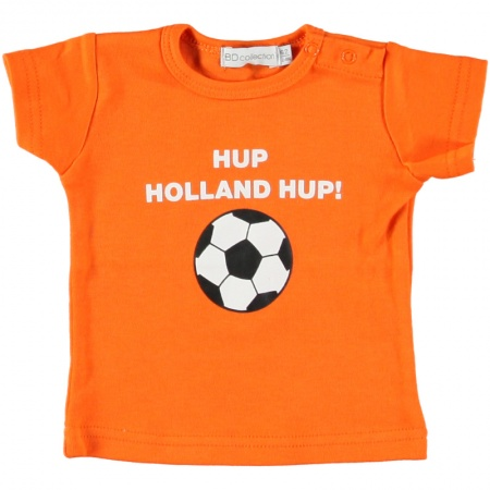 Babydump Collectie T-Shirt Hup Holland