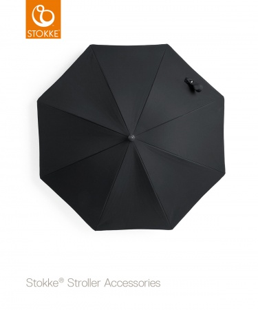 Stokke® Stroller Parasol Black
