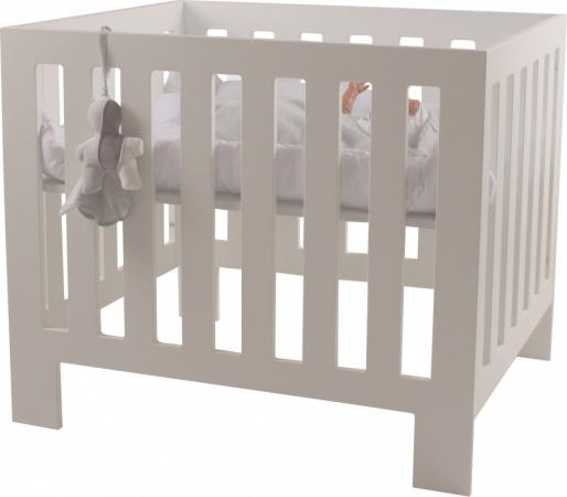 Happy Baby Box Schatkamer Wit Zonder Lade