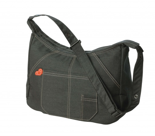 Tas Pericles Jeans Black