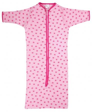 Beeren Bodywear Slaapzak Ster Fuchsia 70 cm