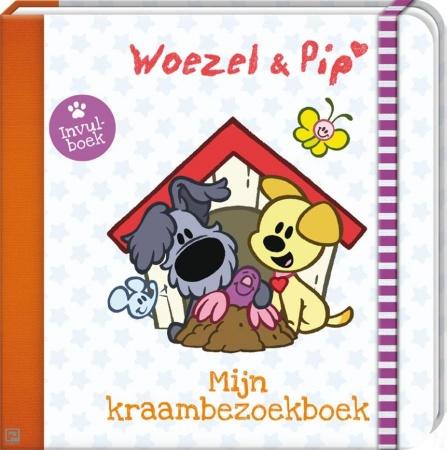 Imagebooks<br> Woezel & Pip Mijn Kraambezoekboek