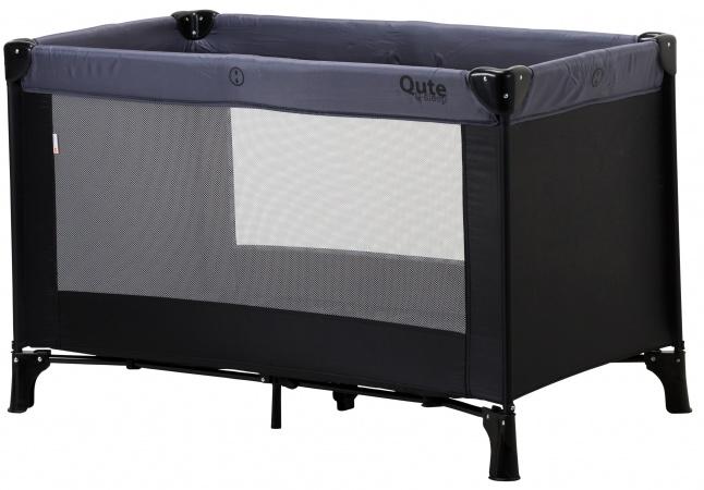 Qute Campingbed Q-sleep Antra / Zwart