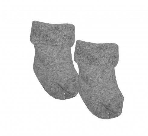Babydump Collectie Sokjes 2-Pack Grey
