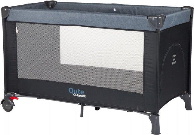 Qute Campingbed Q-break Jeans Licht Blauw / Antraciet