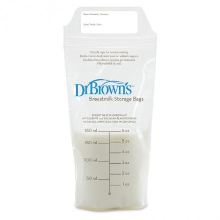 Dr. Brown's Bewaarzakje 25-Pack