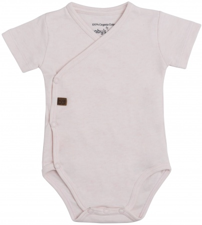 Baby's Only Romper Melange Classic Roze