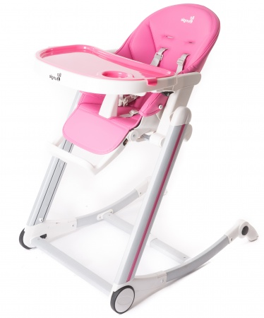 Bo Jungle B-High Chair Roze