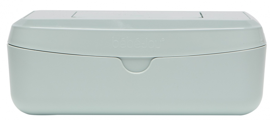 Bébé-Jou Easy Wipe Box Fabulous Sky Green