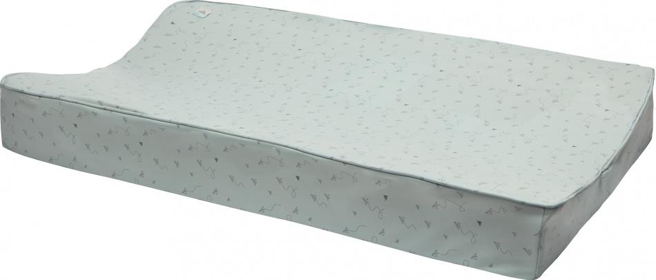 Bébé-Jou Aankleedkussen 72x44 cm Fabulous Paper Planes