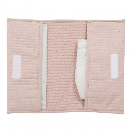 Little Dutch Luieretui Pure Pink 31 x 25 cm