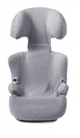 Briljant Autostoelhoes Mid Grey 2/3+
