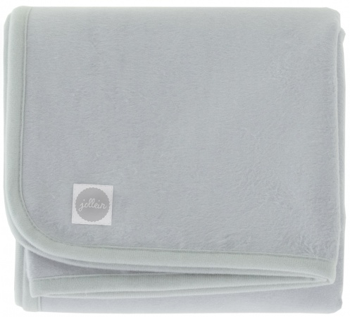 Jollein Wiegdeken Soft Grey <br>  75 x 100 cm