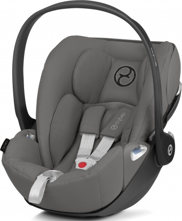 Cybex Cloud Z i-Size Soho Grey/ Mid Grey