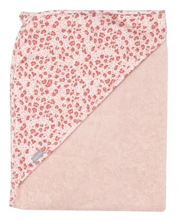 Bébé-Jou Badcape Leopard Pink