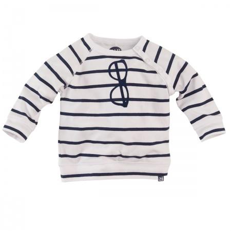 Z8 T-Shirt Cooper White Stripes