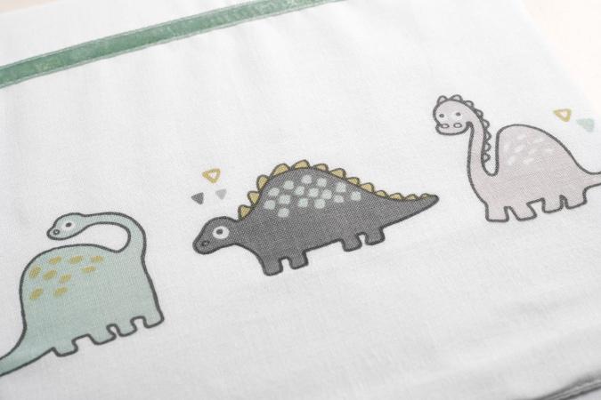 Briljant Ledikantlaken Dino <br> 100 x 150 cm