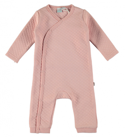 Babylook Boxpak Quilted Silver Pink